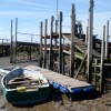 rise and fall pontoon, Morston