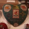 Colin Millington pin cushion